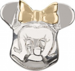 Minnie Head w/14k Gold Bow
