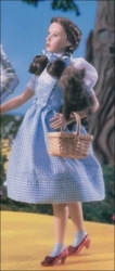 Barbie-Dorothy ( porcelain )