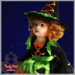 Outfit - Halloween Magical Pumpkin