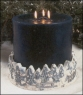 Candle - One Ice Skater Candle Sleeve
