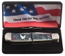 U.S Veteran Trapper Gift Set