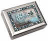 Mother Precious Gift - Jeweled Silver Music Box