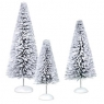 Access-Snow Laden Sesals Set of 3