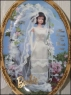 Enesco-Plate Barbie Bride Oval 1966