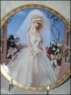 Enesco-Plate Wedding Day Barbie