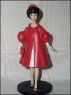 Enesco- Barbie- Red Flair 1962