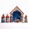 Away In A Manger-Nine Piece Mini Nativity Set