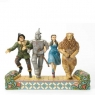 Off To See The Wizard - 75th Anniversary Tribute Figurine