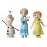 FROZEN- ORNAMENT SET OF 3