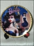 Enesco-Plate Gay Parisienne Barbie