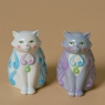 Salt and Pepper Set-Cats