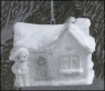Sugar Town ( Sam's House Ornament )