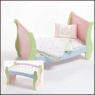 Accessories - Sleigh Bed/Changing Table Combo