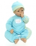 Cuddle Babies-Mommy's Delight Boy - Bl/Blue