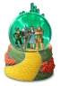 OZ - Emerald City 4 Character Lighted Water Globe
