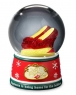 "OZ - ""Ruby Slippers"" Home For The Holidays Water Globe"